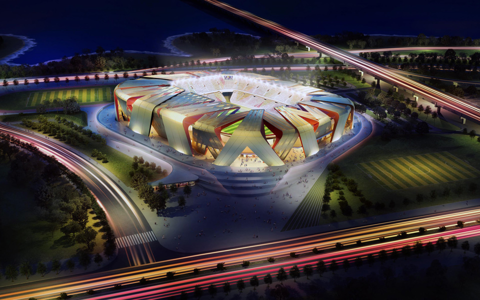 dalian-football-stadium_built_exterior_unstudio